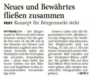 Anzeiger Harlinger 13.06.2014