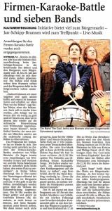 pressemitteilung harlinger Anzeiger 23.06.2014