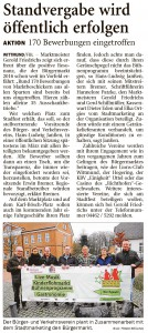 Artikel: Anzeiger für Harlingerland – Ostfriesisches Tageblatt